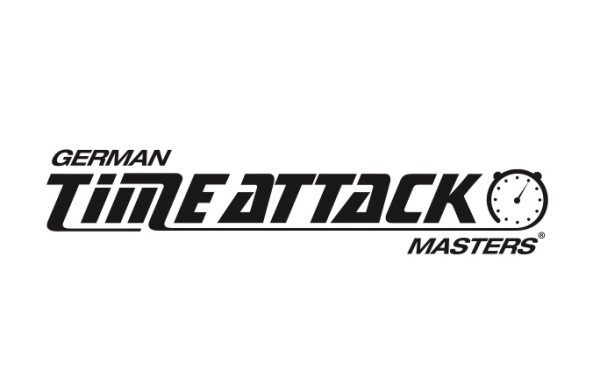 Timeattack Sticker 30cm Black