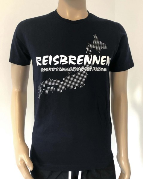 Reisbrennen T- Shirt Men Navy