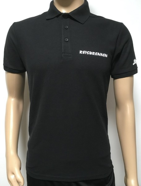 Reisbrennen Polo- Shirt Men Black